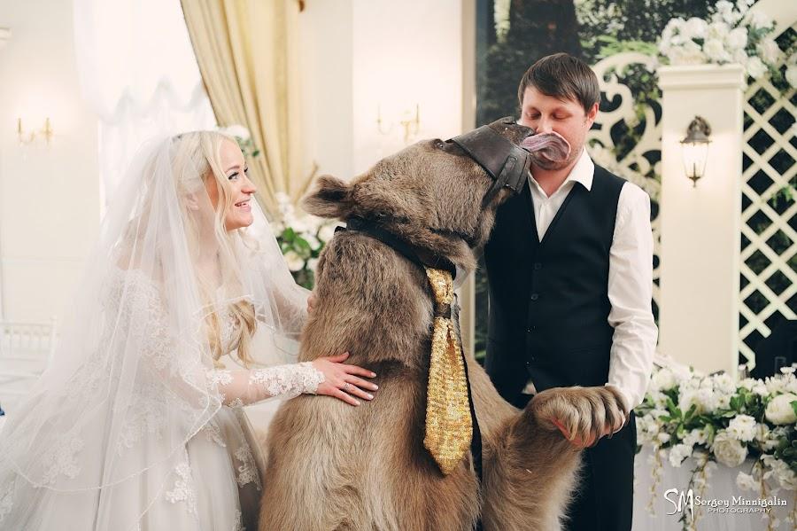 Wedding photographer Sergey Minnigalin (nextshot). Photo of 04.06.2017
