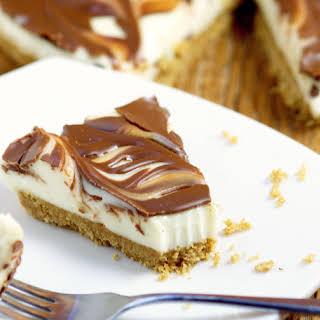 No Bake Smores Cheesecake.