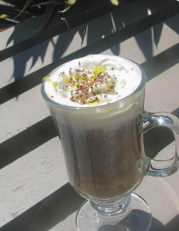 Café Maria Theresa Recipe