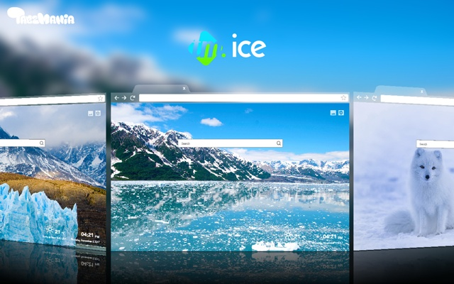 Frozen world - Winter HD Images
