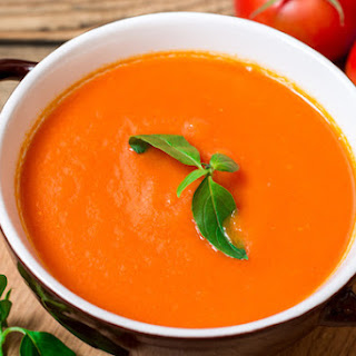 Dairy-Free Cream of Tomato Soup.