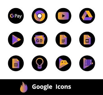 Blazing Icon Pack (Beta) 1