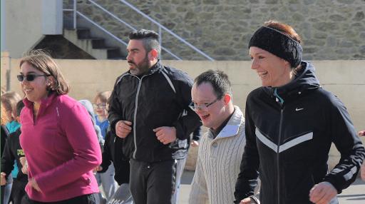 L'Arche à Brest participe à Brest Court 2018 pour soutenir les projets de la communauté.