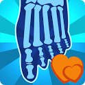 Toe Foot Surgery Doctor icon