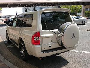 パジェロ V73W 2005年AFEのカスタム事例画像 まさよし☆さんの2019年05月12日14:50の投稿