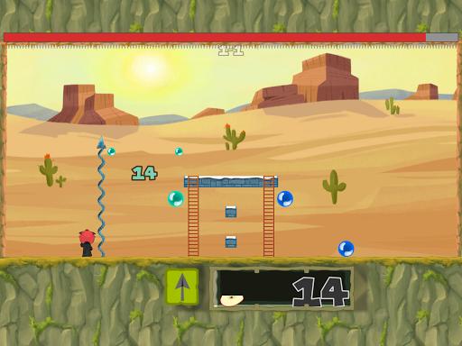 Bubble Struggle: Adventures screenshot 5