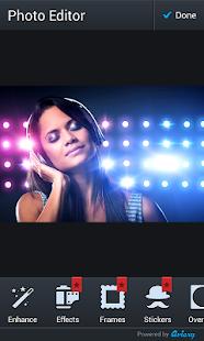 Hudba foto rámečky - náhled