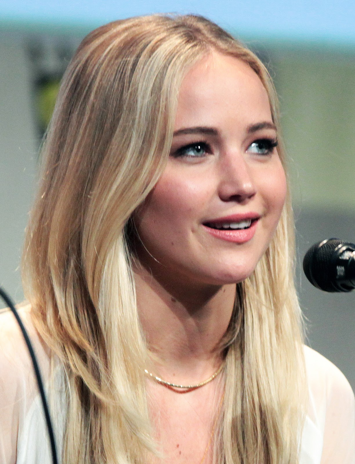 6. Jennifer Lawrence