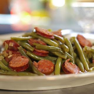 Doris Spacer's Portuguese Green Beans.