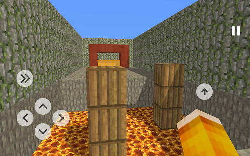 Blocky Parkour 3D for pc