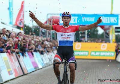 Mathieu van der Poel doet nu al beter dan vader Adrie, al is het record van Sven Nys nog erg ver weg