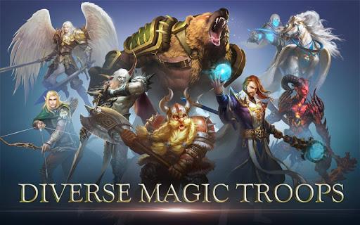 War and Magic screenshots 1