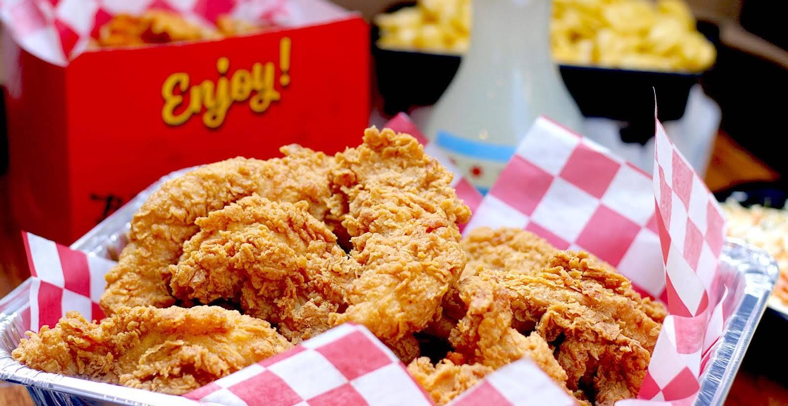 Big City Fried Chicken - FAQs | Tock