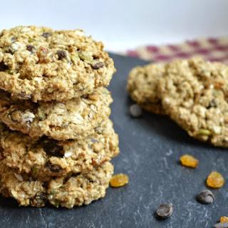 Wake and Bake Vegan Breakfast Cookies.