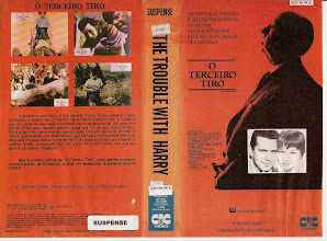 Photo: VHS da CIC Video: O Terceiro Tiro