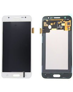 Galaxy J5 2015 Display White