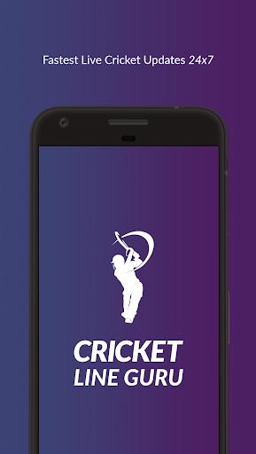 Cricket Line Guru : Fast Live Line screenshots 2