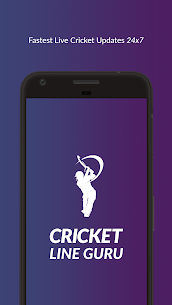 Cricket Line Guru : Fast Live Line App Download For Android and iPhone 1