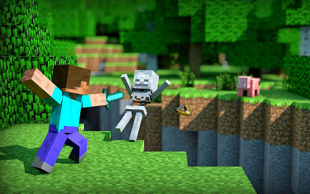 Minecraft: pocket edition 1. 10. 0. 4 download apk for android aptoide.