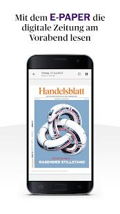 Handelsblatt - náhled
