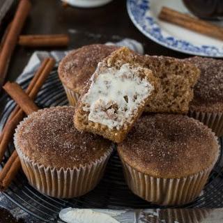 Caramel Cinnamon Sugar Muffins