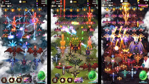 Dragon Epic - Idle & Merge - Arcade shooting game filehippodl screenshot 14