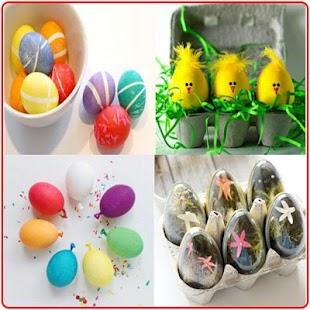 Egg Decorating Ideas - náhled