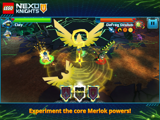 LEGO® NEXO KNIGHTS™: MERLOK 2.0 screenshot 13