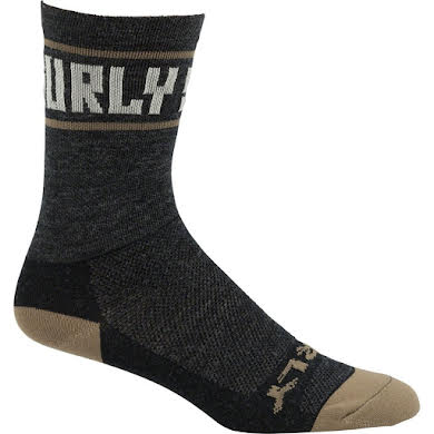 "Surly Sports Logo 5"" Sock Thumb"