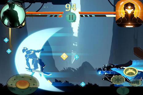The Ninja Shadow Battle - náhled