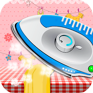 Ironing Clothes For Kids for PC and MAC
