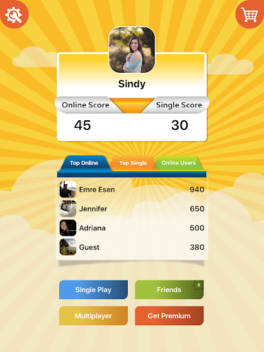 Hangman Multiplayer screenshot 24