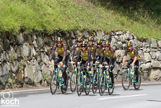Photo: 15-07-2017: Wielrennen: Training Team Lotto Jumbo: Kuhtaihoogtestage, training, kuhtai, team LottoNL Jumbo