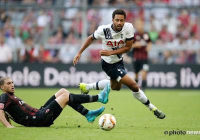 Moussa Dembélé n'est pas le seul à gonfler l'infirmerie de Tottenham
