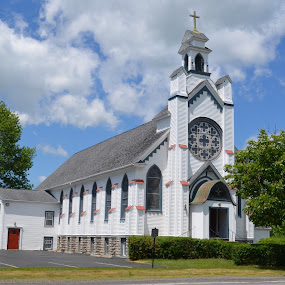 by Mary Stewart - Buildings & Architecture Places of Worship