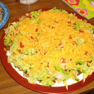 Toni's Taco Dip