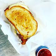 Bacon, Egg & Cheddar Sandwich