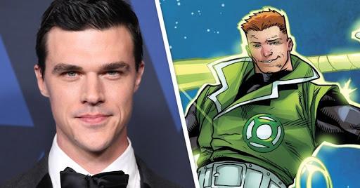 Green Lantern Star Finn Wittrock Teases Guy Gardner Costume