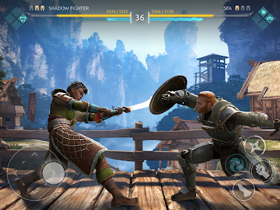 Shadow Fight Arena Apk MOD +OBB/Data for Android. [Unlimited Coins/Gems] 10