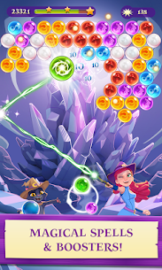 Bubble Witch 3 Saga MOD (Unlimited Lives) 2