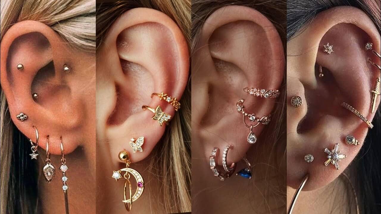 Ear Piercings safety measures