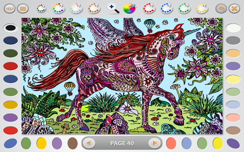 Intricate Coloring 3: Wonder- screenshot thumbnail