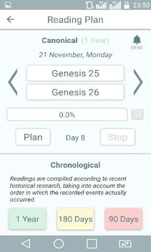 English Swahili Bible 6.2.1 screenshots 4