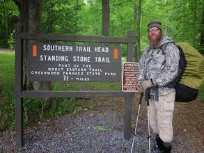 Photo: Pennsylvania's Standing Stone Trail!