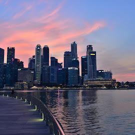 by Koh Chip Whye - City,  Street & Park  Skylines