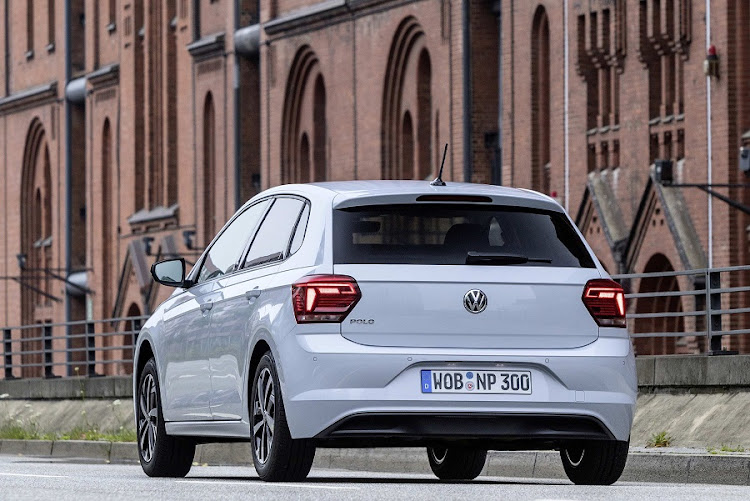 The revised rear design also provides an additional 71l of boot space. Picture: VOLKSWAGEN