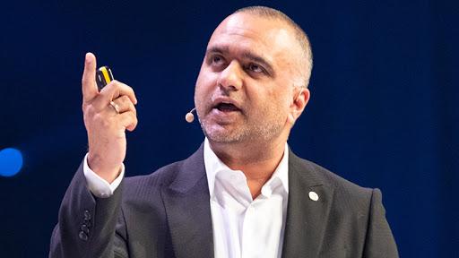 Dheeraj Pandey, CEO of Nutanix.
