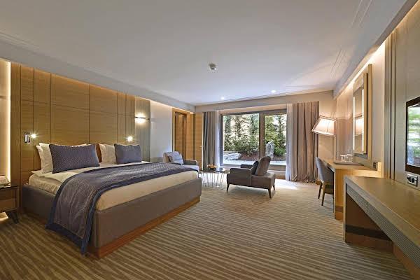 Mövenpick Hotel & Thermal Spa Bursa
