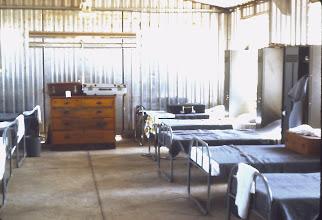 Photo: SNCOs hut at Darwin.
