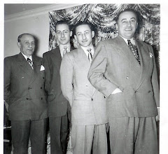 Photo: Sam, Paul, Harold & Lyle